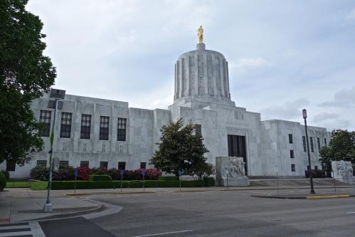 Oregon State Capitol ... Salem